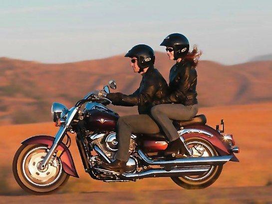 Урок езды на мотоцикле для двоих - что это?