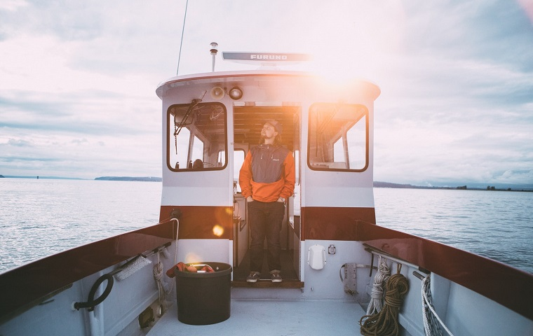 Моряк: профессиональные качества формирует Марин МАН