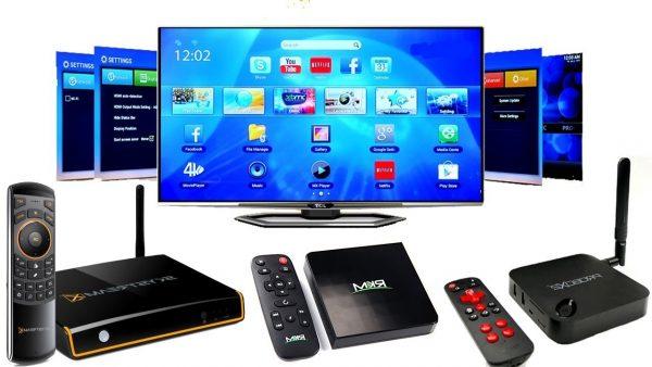 Smart-приставки для вашего телевизора