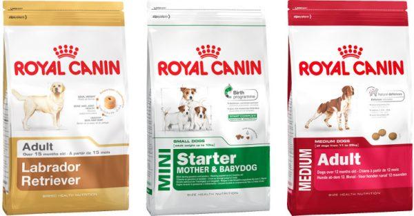 Корм для собак Royal Canin - полноценное питание для животных