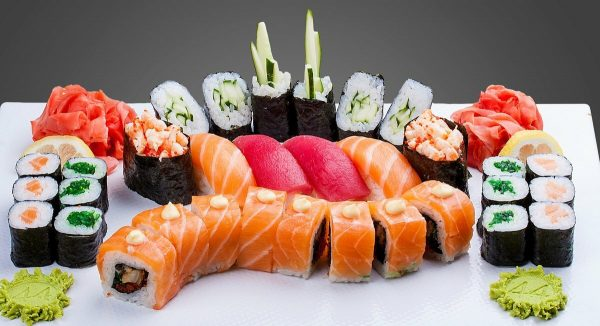 Польза суши — то, чего вы не знали