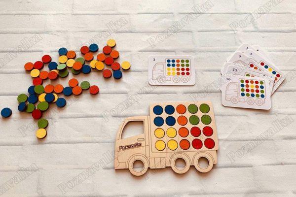 Детские деревянные развивающие игрушки по низкой цене