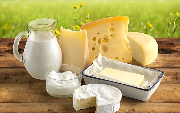 Свіжі молочні вироби від виробника