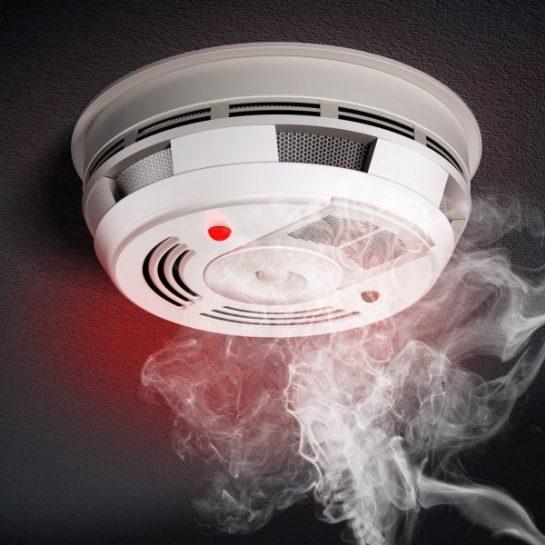 Пожарная сигнализация: виды, свойства и принцип действия