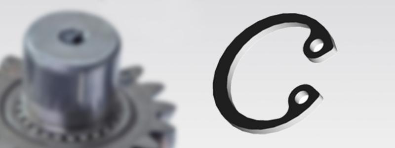 Надежные стопорные кольца DIN для механизмов на производстве