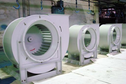 Надійні промислові вентилятори за приємною ціною