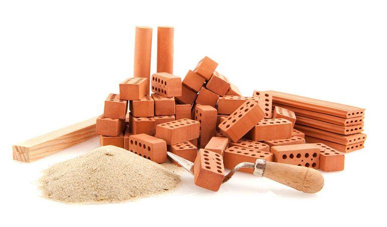 Разнообразие строительных материалов при строительстве загородного дома