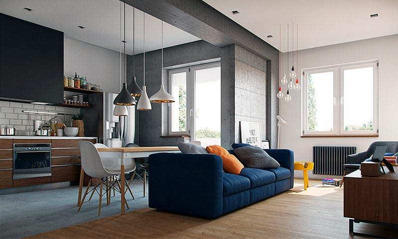 Переваги покупки однокімнатної квартири