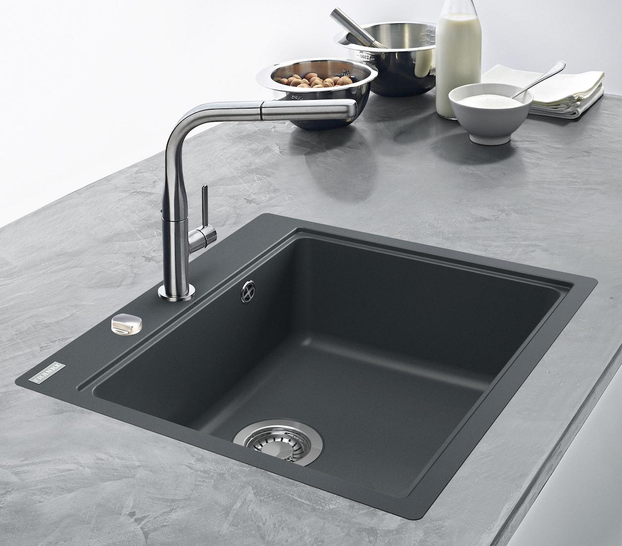 Кухонное оборудование от надежного бренда Franke