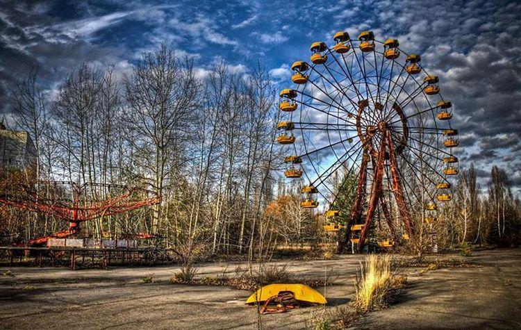 Экстраординарная экскурсия в Чернобыль