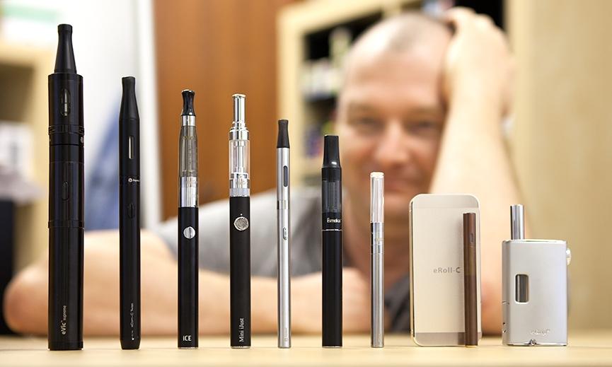 Виды электронных сигарет и названия