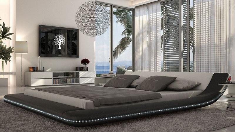 Обустраиваем спальню – выбираем кровать